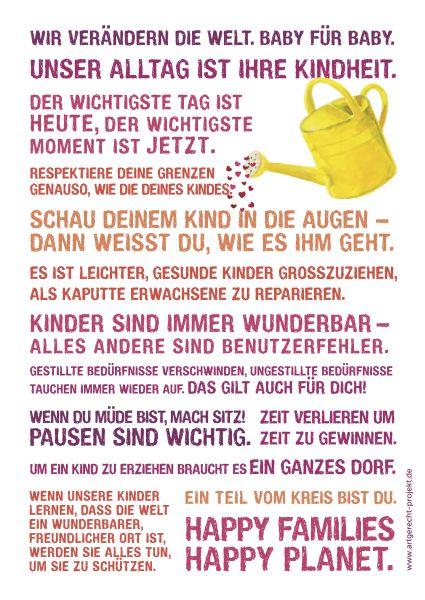 """artgerecht - Poster - """"Farbwelt Sommerabend"""" (A3 & A4)"""