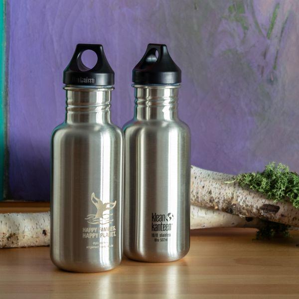 Klean Kanteen - Trinkflasche (Edelstahl) - LIMITED EDITION (artgerecht) - 532 ml